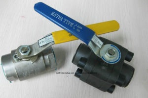 Cast Steel and Cast Iron Ball Valves pictures & photos