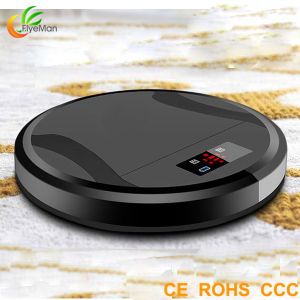 Robot Vacuum Cleaner, Vacuum Robot with CE, RoHS pictures & photos
