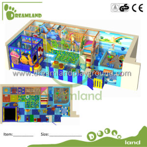 Heavy Duty Safe Indoor Playground Equipment pictures & photos