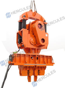 Dz Series Vibratory Hammer Pile Driver pictures & photos