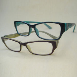 Hot Selling Injection Frame Design Optical Eyewear pictures & photos