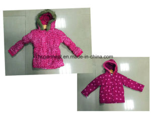 Jacket with Hoody Outdoor Clothes Winds Coat for Kids/Girl pictures & photos