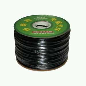 Photodarlington Cable of Optical Fiber and Power Cables