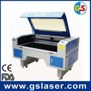 Shanghai Laser Cutting and Engraving Machine GS-1490 80W pictures & photos