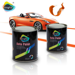 Cheap Price Magnificent Optical Effect Auto Paint pictures & photos