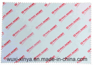 Silk Screen Printing Microfiber Lens Cleaning Cloth pictures & photos