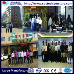 China Steel Structure-Steel Building-Steel Frame for Sale pictures & photos