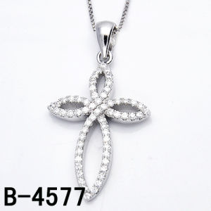 Fashion Jewelry 925 Silver Pendant (B-4577) pictures & photos