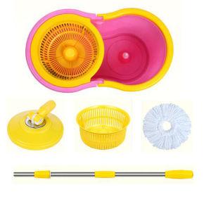 360 Degree Rotating Magic Spin Mop, Bucket Mop, Magic Mop pictures & photos