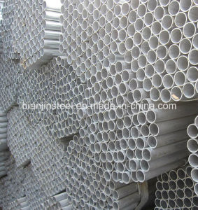 Dn25 Hot DIP Galvanized Steel Pipe pictures & photos