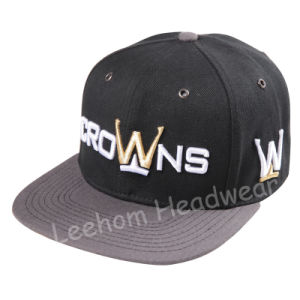 Metallic embroidery Snapback New Fashion Era Cap pictures & photos