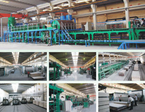 Fiber Cement Board Machine Line with High Quality pictures & photos