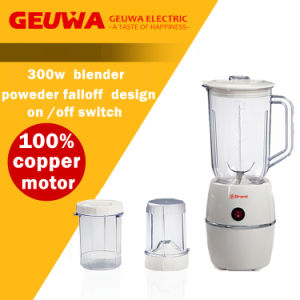 Geuwa Food Blender in 3 Functions pictures & photos