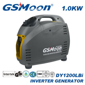 1.0kVA 4-Stroke Power Silent Gasoline Small Inverter Generator pictures & photos