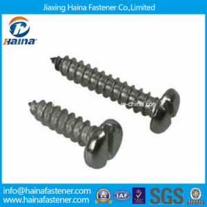 DIN968 Stainless Steel Pan Head Self Tapping Screw pictures & photos