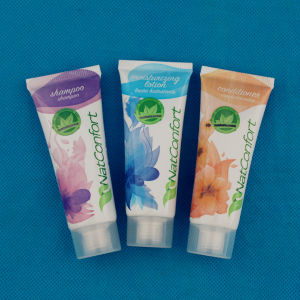 30ml Plastic Tubes with OEM Logo Printing for Hotel Shampoo pictures & photos