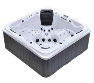 Jacuzzi Hot Tub Acrylic SPA Pool pictures & photos