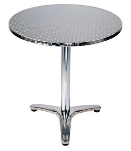 Outdoor Aluminum Round Table (DT-06162R) pictures & photos