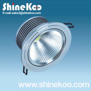 18W Aluminium LED COB Spotlight (SUN12-18W) pictures & photos