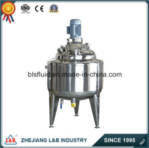 Stainless Steel Mixing Vessel with Control Box pictures & photos