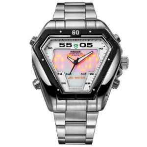 Men′s Sport Wrist Stainless Steel Sports Watch pictures & photos