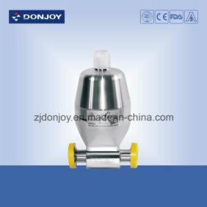 Mini Tee Diaphragm Valve with Plastic Hand Wheel (Welding Ends) pictures & photos