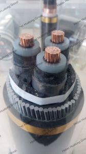 33kv 3*150mm2 XLPE Insulated Armour Power Cable pictures & photos