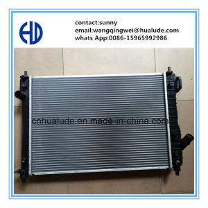 Automotive Aluminum Radiator for Aveo Mt pictures & photos