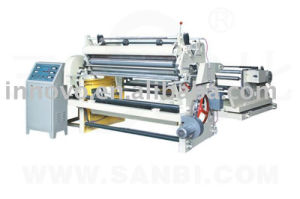 Adhesive Paper Slitting Machine (ZX-1700) pictures & photos
