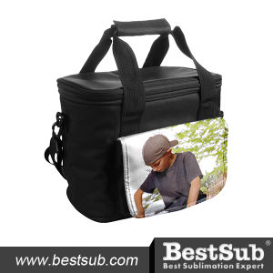 Insulated Ice Bag (Black) (KB18) pictures & photos