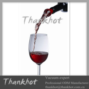 Colorful Woodpecker Wine Aerator with Pourer