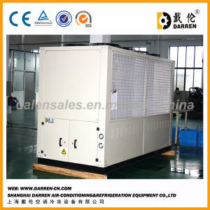Industrial Air Open Type Screw Refrigeration Chiller pictures & photos