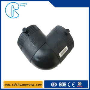 HDPE Plumbing Fitting (elbow) pictures & photos