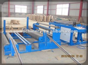 Automatic Jumbo Roll Slitter and Re-Winder Machine pictures & photos