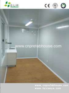 Beautiful and Comfotable Prefab House with CE Certification pictures & photos