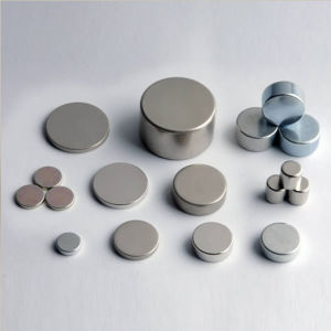 Cheap High Quality Sintered NdFeB Magnets for Chuck pictures & photos
