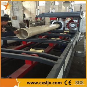 Plastic PVC Pipe Socketing Machine pictures & photos