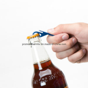 Customized Metal Beer or Coke Bottle Opener Keyrings with Crab-Shaped pictures & photos