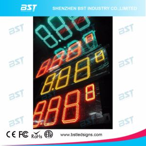 Outdoor Waterproof Gas Price LED Lighting Box pictures & photos