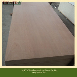 Commercial Plywood Withe Hardwood Veneer pictures & photos