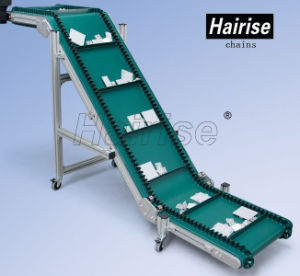 Food Grade PVC Belt Conveyors System pictures & photos