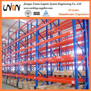 Material Steel Selctive Warehouse Pallet Rack pictures & photos
