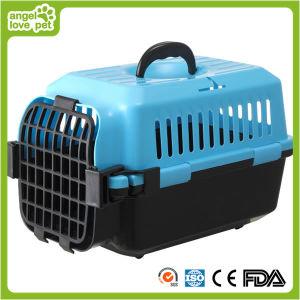 Plastic Flight Case Pet Dog Cat Carrier (HN-pH446) pictures & photos