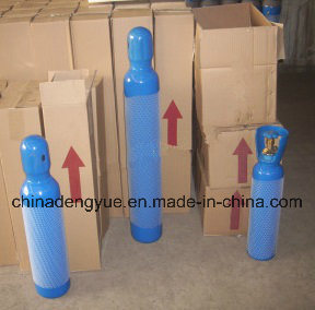 Steel Cylinder 10L Oxygen Cylinder Medical Equipment pictures & photos