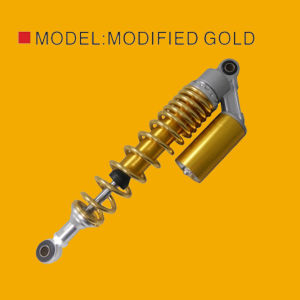 Shock Absorber, Motorcycle Shock Absorber for Honda Modified Gold pictures & photos