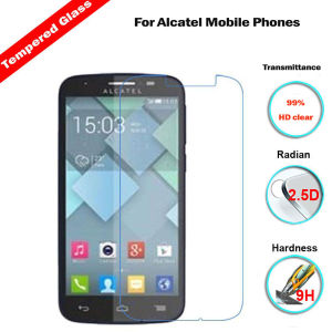 for Alcatel Mobile Phones Tempered Glass Screen Protector Protective Guard HD pictures & photos
