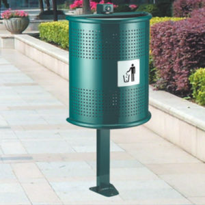 28L Stainless Steel Dustbin pictures & photos