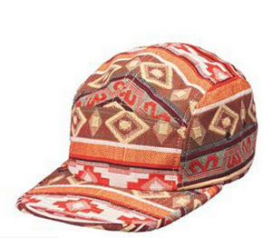2017 Popular Fashion Design Custom Embroidery 5 Panels Camper Hat Cap pictures & photos