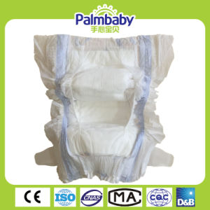 Double Core Super Absorbency Baby Diaper pictures & photos
