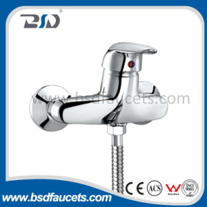 Brass Body Zinc Handle Hotel Shower Mixer Taps pictures & photos